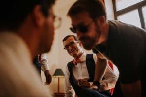 un mariage fun à Toulouse