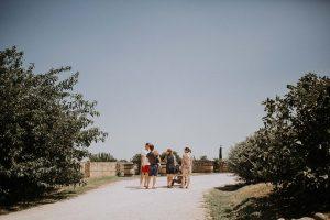 un photographe de Toulouse à un mariage