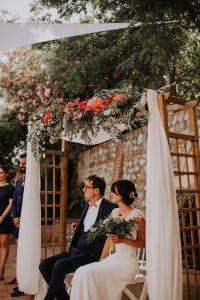 un mariage laïque à Toulouse