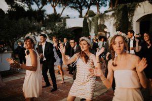 Une danse de mariage