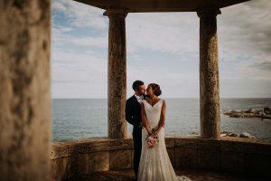 un mariage sur la côte espagnole