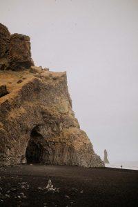 un sublime paysage en Islande