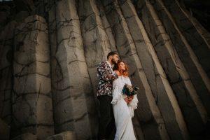 un magnifique mariage d'un couple sur toulouse