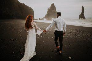 un mariage à la plage