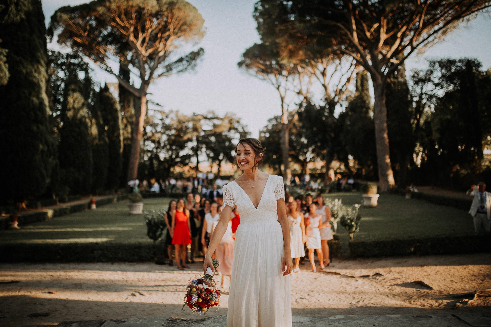 un mariage à Toulouse